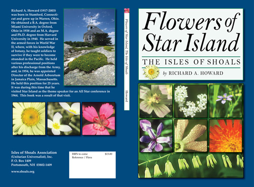 Flowers of Star Island